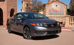 2014 Honda Civic Coupe Review