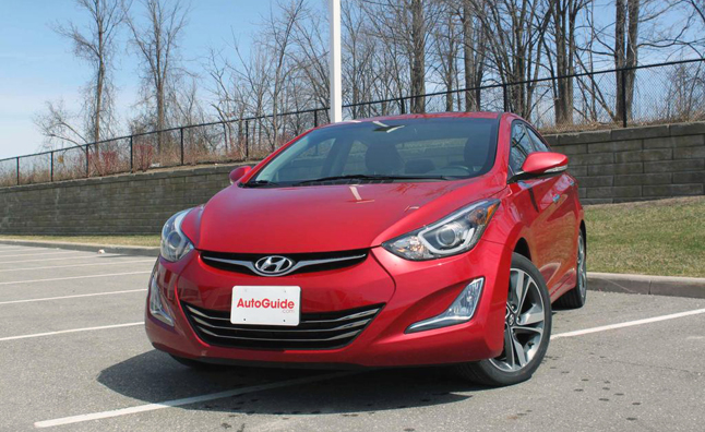 Superior 2014 Hyundai Elantra Sport Review
