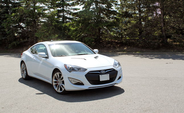 2017 Hyundai Genesis Coupe Review
