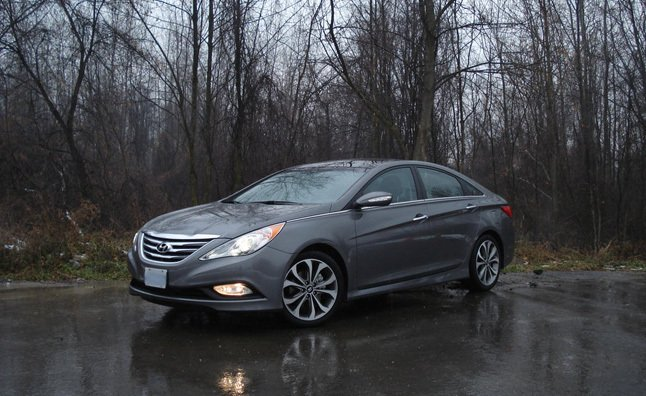2014 Hyundai Sonata 2.0T Review