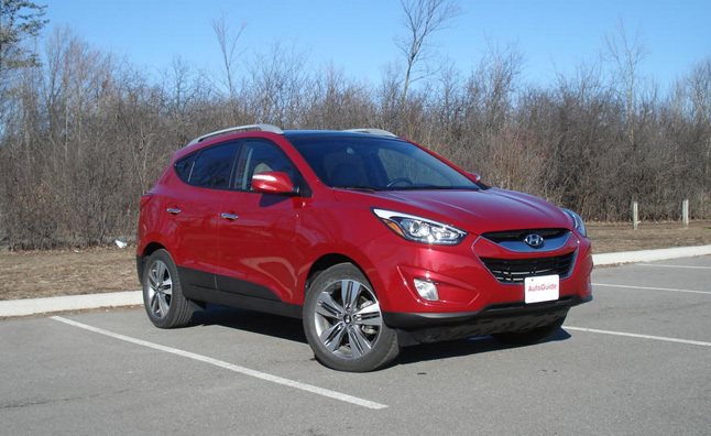 2014 hyundai tucson second opinion news. Black Bedroom Furniture Sets. Home Design Ideas