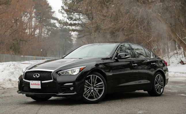 2014 Infiniti Q50S Hybrid AWD Review