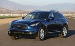 2014 Infiniti QX70 Review