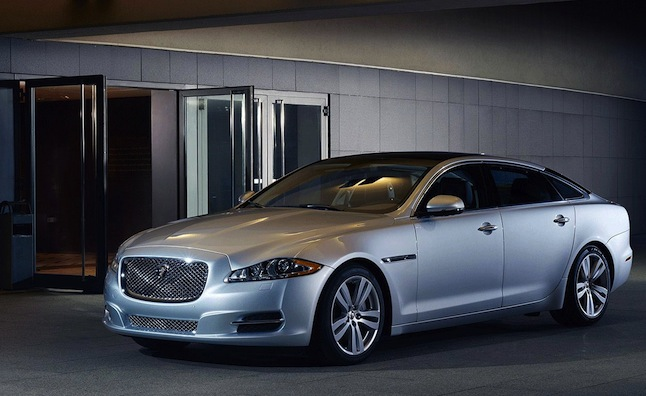 2014 Jaguar XJL AWD Review