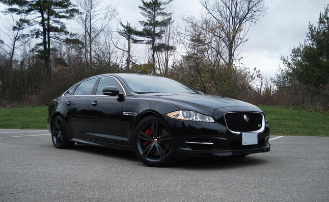 2014 Jaguar XJR L Review