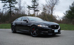 2014 Jaguar XJR-L Review