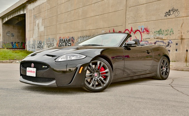 2014 Jaguar XKR S Review