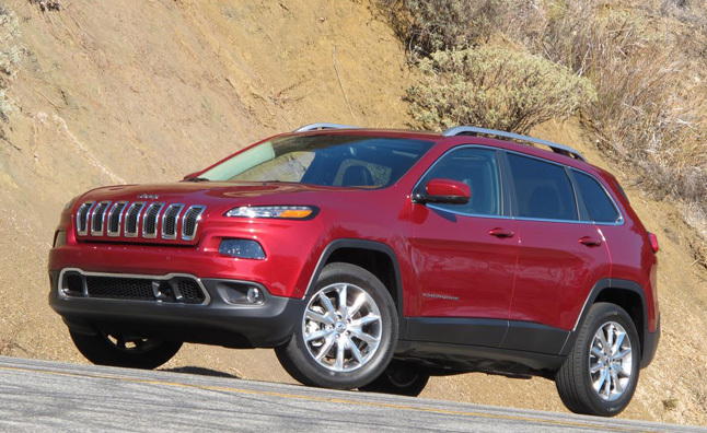 2014 Jeep Cherokee Review Car Reviews