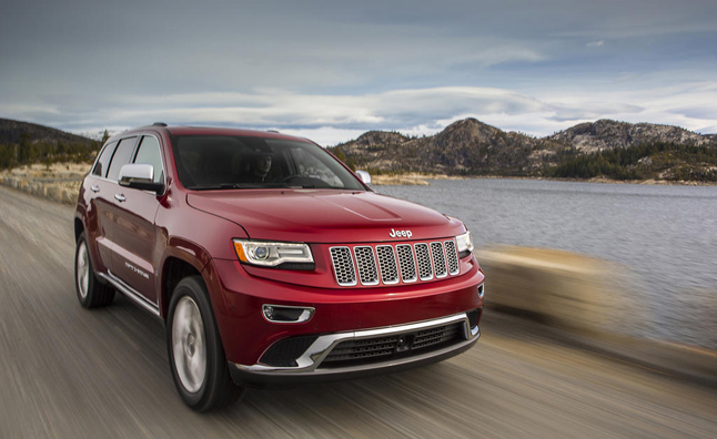 2014 jeep grand cherokee ecodiesel review car reviews. Black Bedroom Furniture Sets. Home Design Ideas