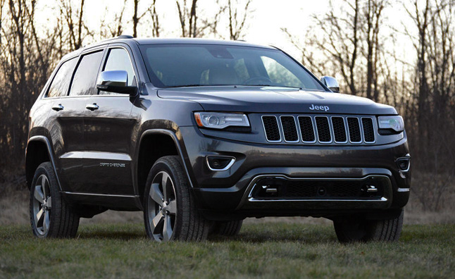 Elegant 2014 Jeep Grand Cherokee Overland Review