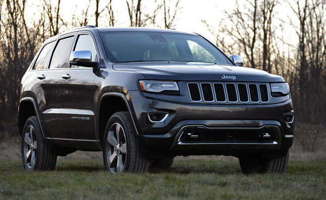 2014 jeep grand cherokee overland review car reviews