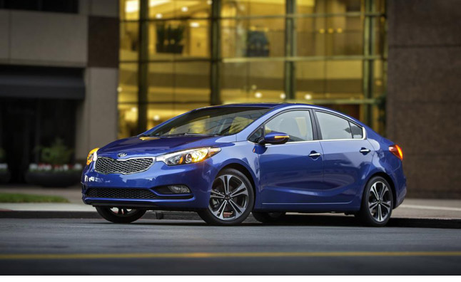 Elegant 2014 Kia Forte Review