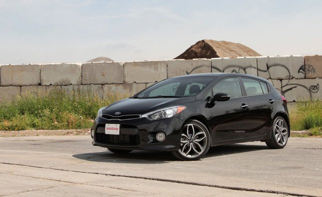 2014 Kia Forte5 Review