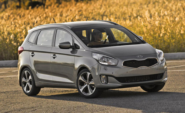 2014 Kia Rondo Review