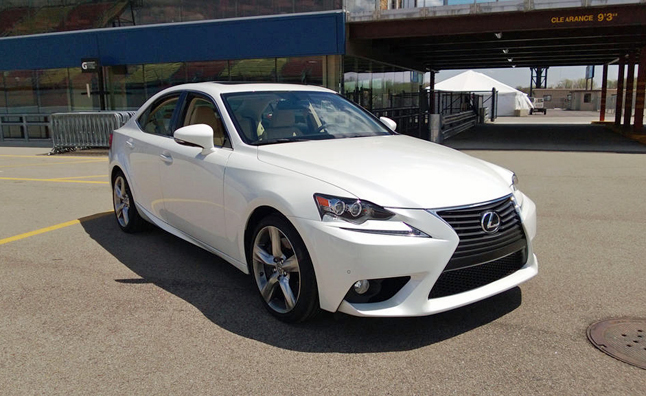 2014 Lexus IS 250 Review