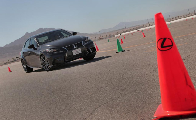 2014 Lexus IS 350 F Sport AWD Review