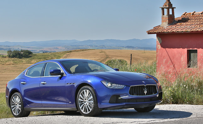 2014 Maserati Ghibli Sq4 Review Car Reviews
