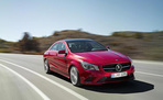 2014 Mercedes-Benz CLA 250 Coupe Review