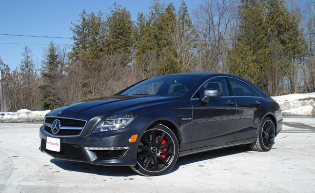 2014 Mercedes CLS 63 AMG S Review: Car Reviews