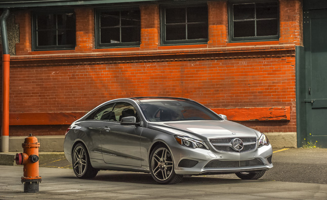 Marvelous 2014 Mercedes Benz E350 4MATIC Coupe Review