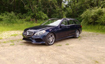 2014 Mercedes-Benz E350 Wagon Review