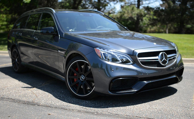 2014 Mercedes E63 Amg S 4matic Wagon Review Car Reviews