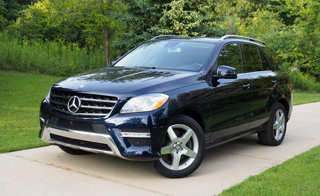 2014 mercedes benz ml350 bluetec 4matic review mercedes. Black Bedroom Furniture Sets. Home Design Ideas