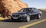 2014 Mercedes-Benz S550 Review