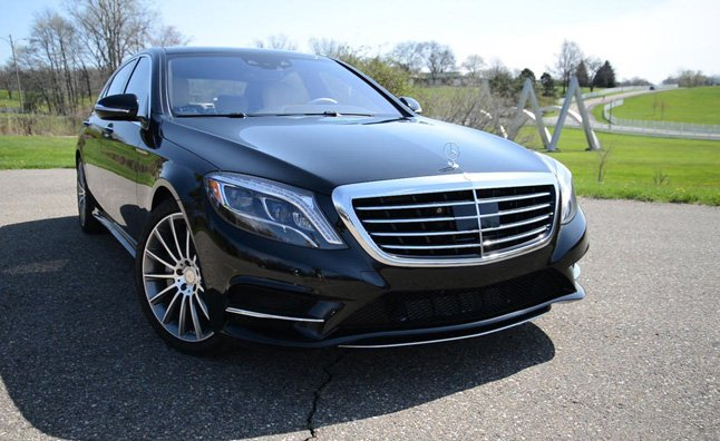 2014 Mercedes Benz S550 4MATIC Review