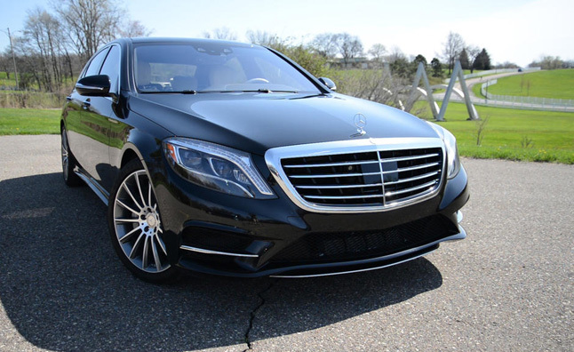 2014 Mercedes-Benz S550 4MATIC Review