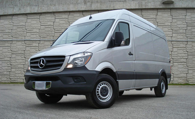 2014 mercedes sprinter diesel review car reviews for Mercedes benz sprinter 2014