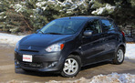 2014 Mitsubishi Mirage ES Review