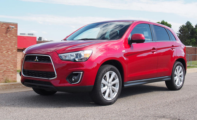 Good 2014 Mitsubishi Outlander Sport Review