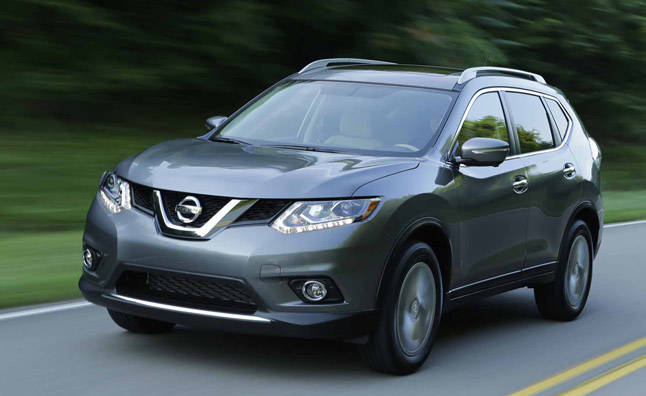 2014 Nissan Rogue Review