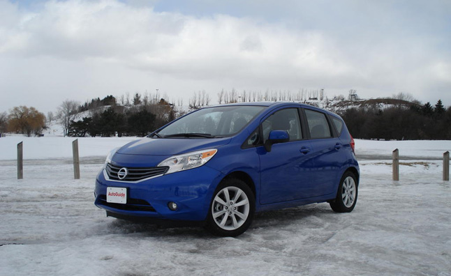 2014 Nissan Versa Note Second Opinion