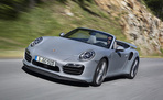 2014 Porsche 911 Turbo S Cabriolet Review