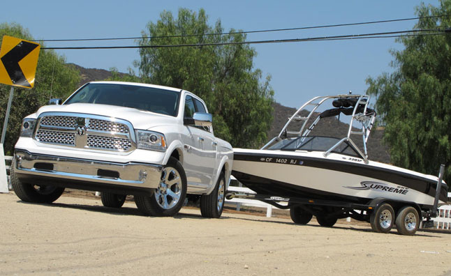 2014 Ram 1500 EcoDiesel Review