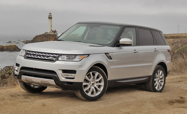 2014 Land Rover Range Rover Sport Review Car Reviews