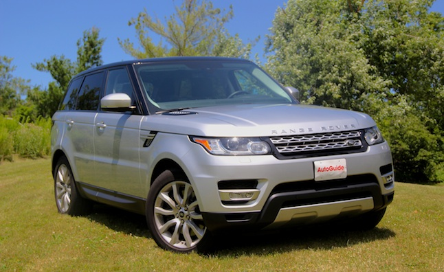 2014 Range Rover Sport Supercharged Review