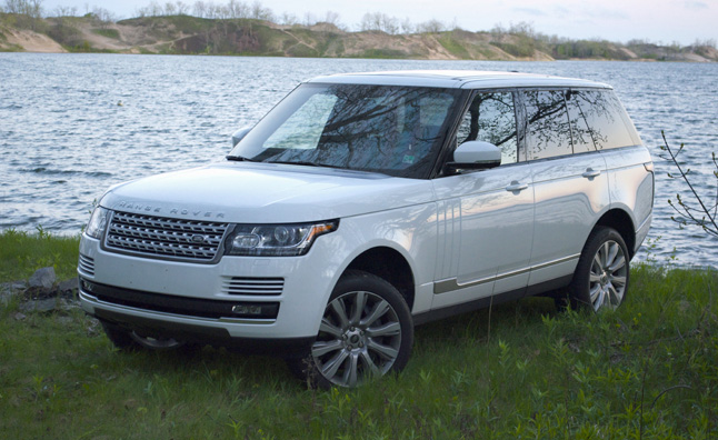 2014 land rover range rover supercharged review car reviews. Black Bedroom Furniture Sets. Home Design Ideas