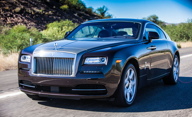 2014 Rolls-Royce Wraith Review: Car Reviews