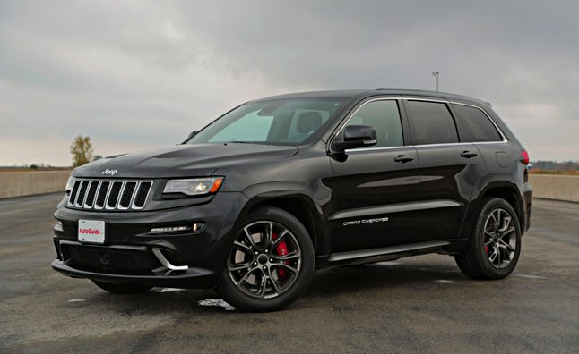 Nice 2014 Jeep Grand Cherokee SRT Review