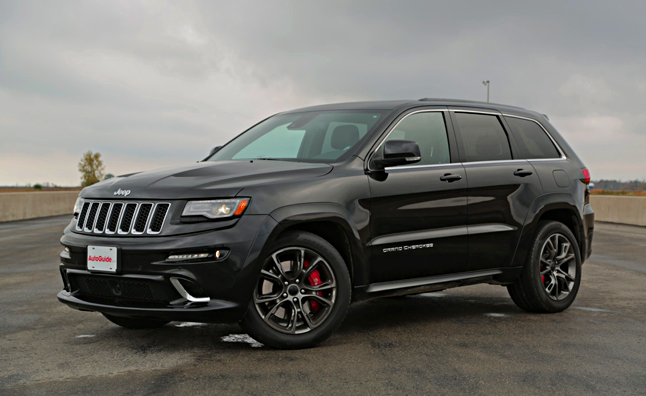 Attractive 2014 Jeep Grand Cherokee SRT Review