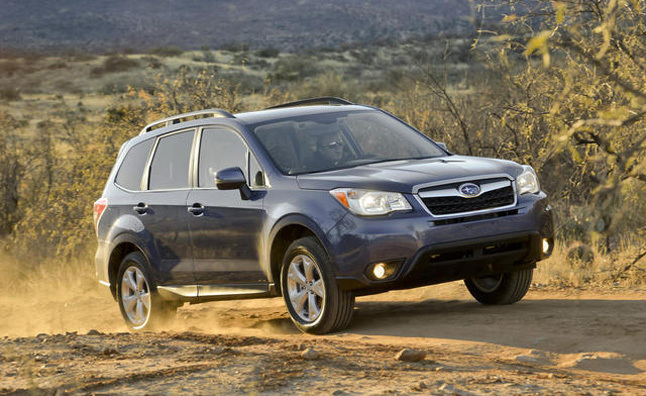 Subaru Forester 2014 Review