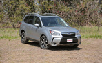2014 Subaru Forester XT Review - Video