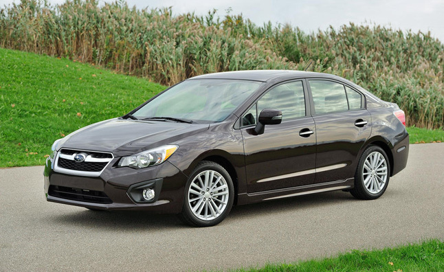 2014 subaru impreza review car reviews. Black Bedroom Furniture Sets. Home Design Ideas