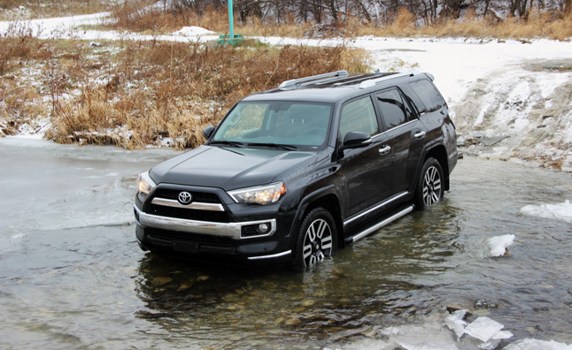 2014 Toyota 4Runner Limited Review