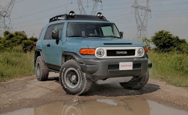 video 2014 toyota fj cruiser review toyota fj cruiser forum. Black Bedroom Furniture Sets. Home Design Ideas