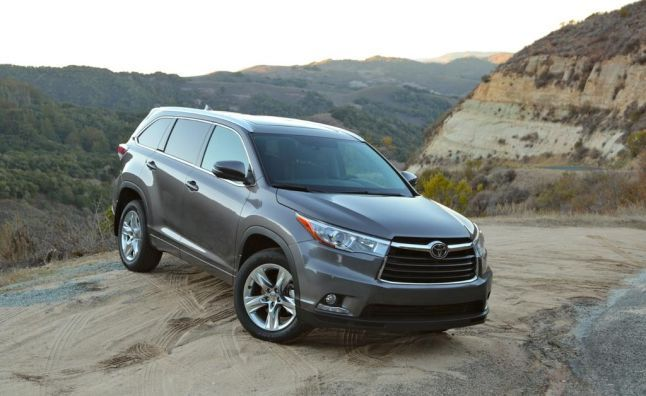 2014 toyota highlander review car reviews. Black Bedroom Furniture Sets. Home Design Ideas
