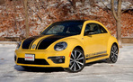2014 Volkswagen Beetle GSR Review - Video
